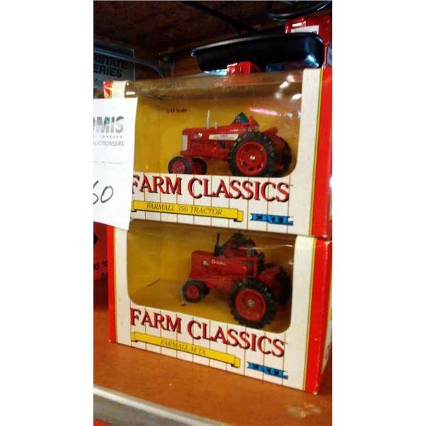 Farmall Miniatures