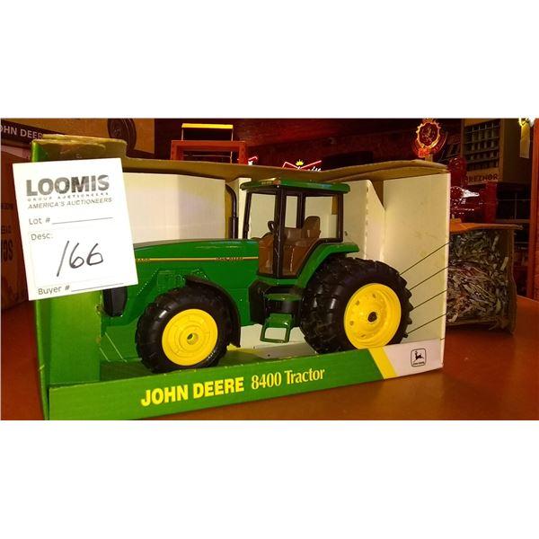 John Deere 8400 1/16 Scale Model Tractor
