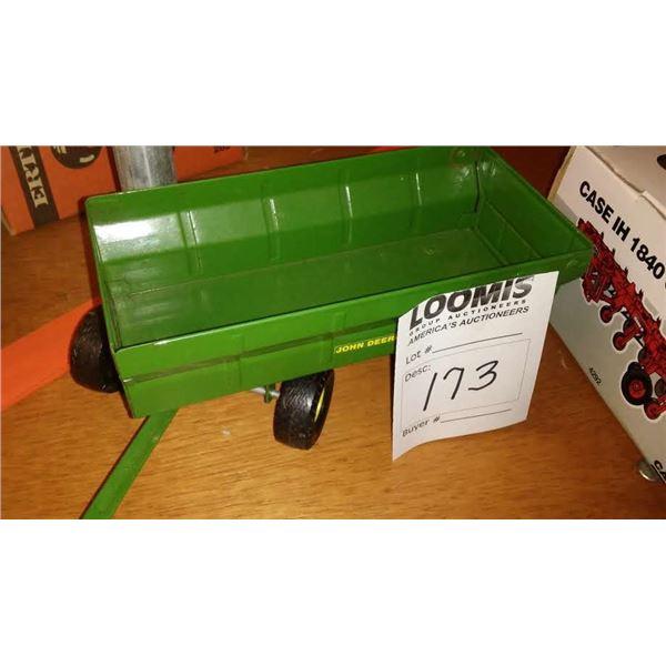 John Deere Scale Model Wagon
