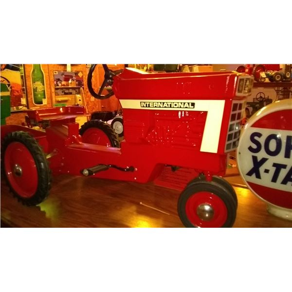 IHC Pedal Tractor