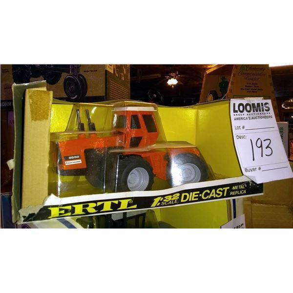 Allis-Chalmers 8550 1/32 Scale Model Tractor, in Original Packaging