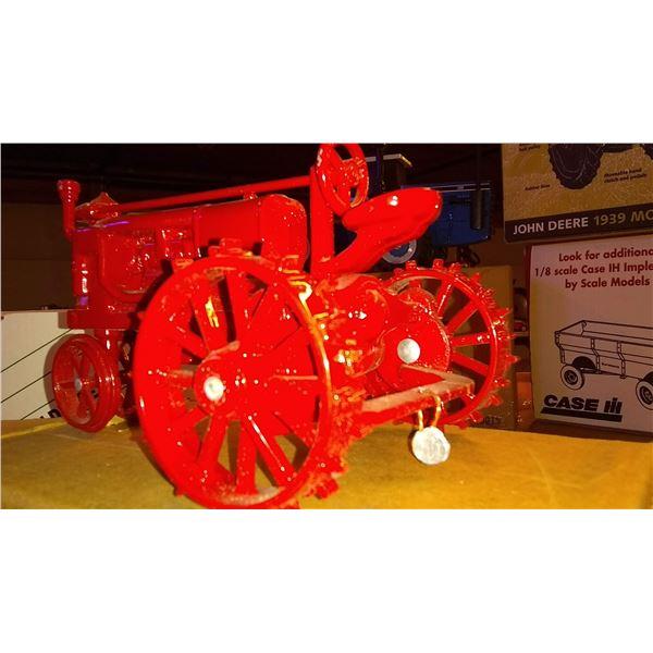 Fordson Steel Wheel 1/16 Scale Model Tractor