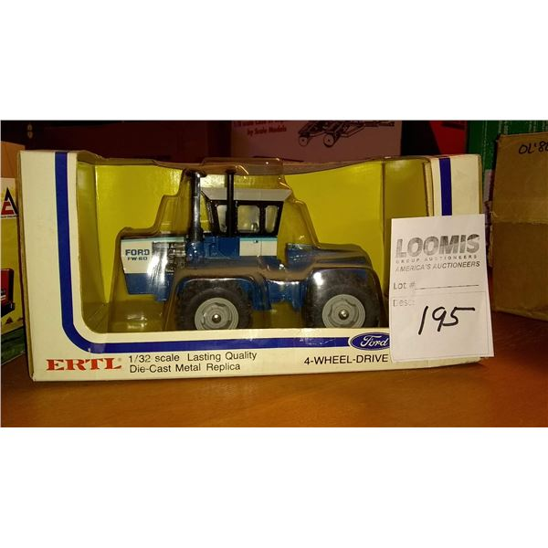 Ford FW-60 1/32 Scale Model Tractor, in Original Packaging