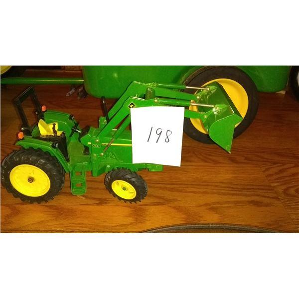 John Deere 6410 Tractor w/ 640 Loader, 1/16 Scale