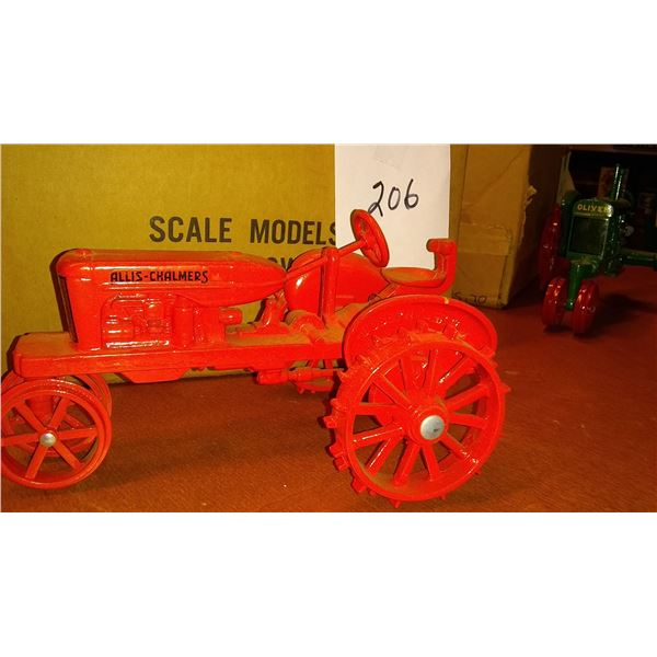 Allis-Chalmers 1/16 Scale Model Tractor