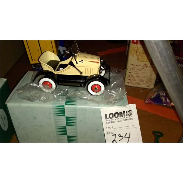 Kiddie Car Classics 1929 Steelcraft Roadster Car by Hallmark