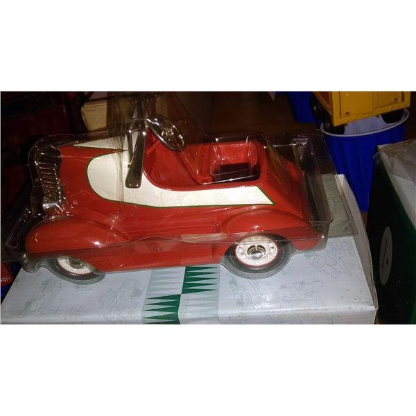Kiddie Car Classics by Hallmark, Red Sportscar