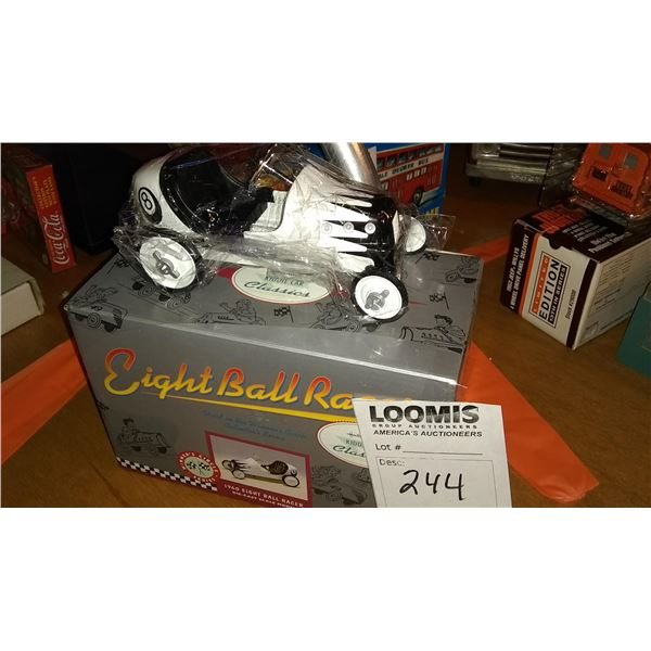 Kiddie Car Classics by Hallmark, 1960 8 Ball Racer