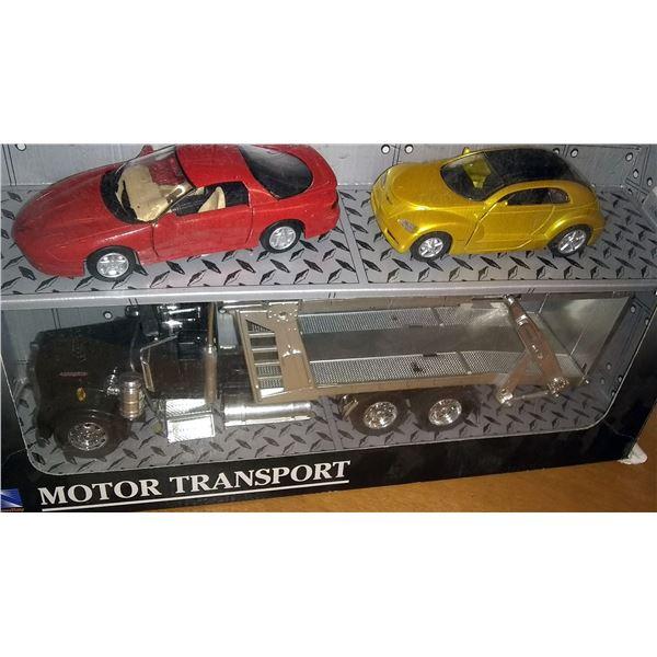 Vintage Motor Transport Set 1:32 Scale
