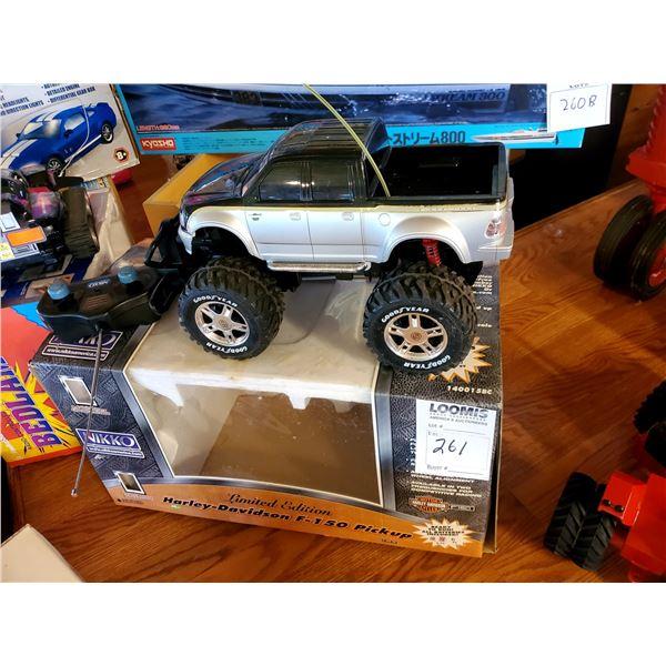 Vintage Hot Wheels F150 Pickup Truck