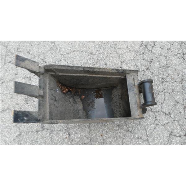 "Backhoe Bucket, Width 12"" x 24"" Attachment for Skid Steer / AKA LOT 521B"