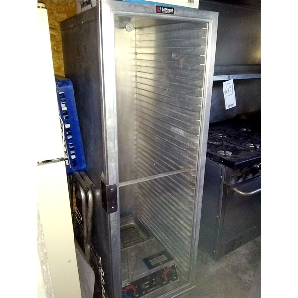 Lockwood CA67 PFIN-34CD Heat/Proof Bakery Unit, AKA LOT 607B