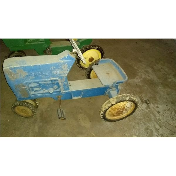 Vintage Ford Pedal Tractor