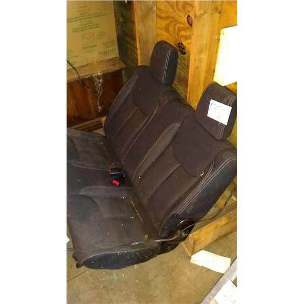 New Rear Seat / from a Jeep Wrangler 2 Door