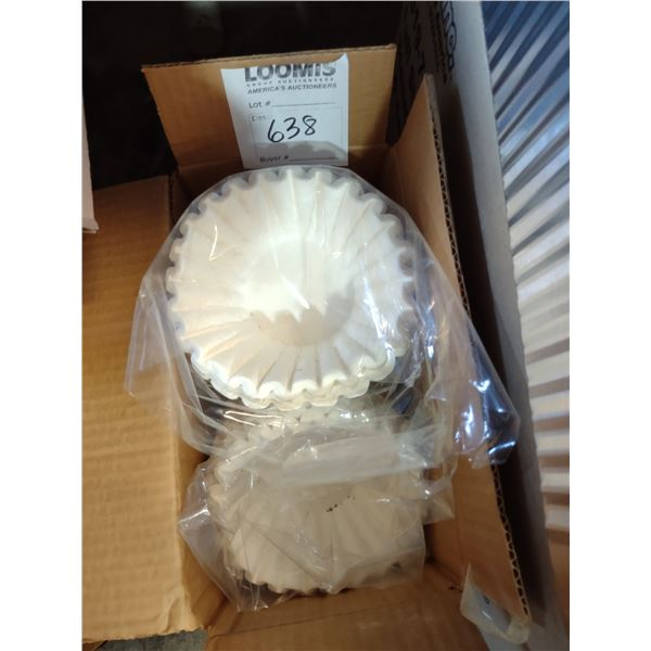 Lot of Coffee Filters