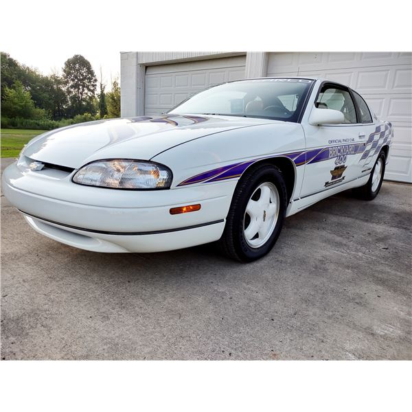 1995 Inaugural Indy 400 Brickyard Pace Car (ONLY 1425 Miles)