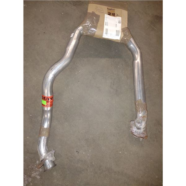 New 1968 428 Cobra Jet Exhaust Pipe, Still Wrapped