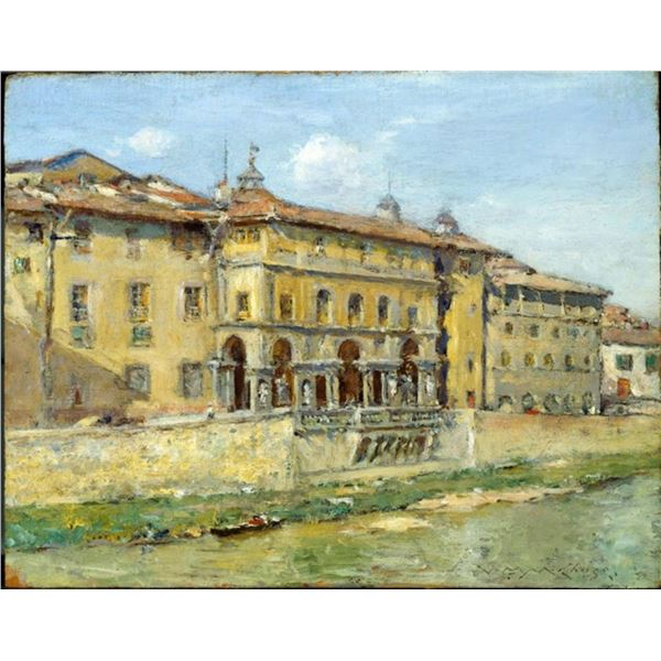 William Merritt Chase - Florence