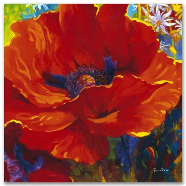 """""""Your Beauty Lies Within"""" Limited Edition Giclee on Canvas by Simon Bull, Number"""