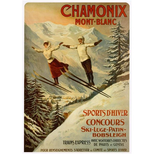 Francisco Tamajno - Chamonix Montblanc