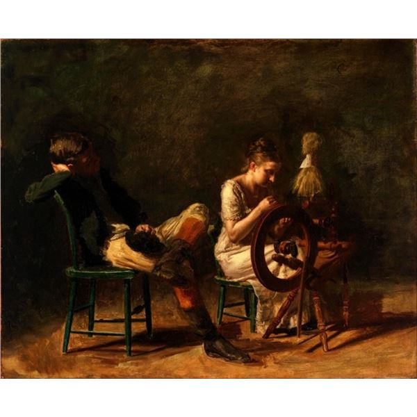 Thomas Eakins - The Courtship