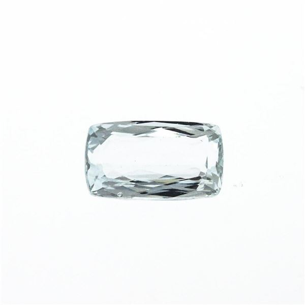5.68 ct. Natural Cushion Cut Aquamarine