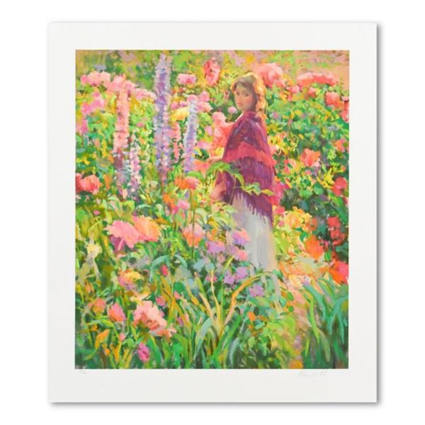 Private Garden by Hatfield, Don