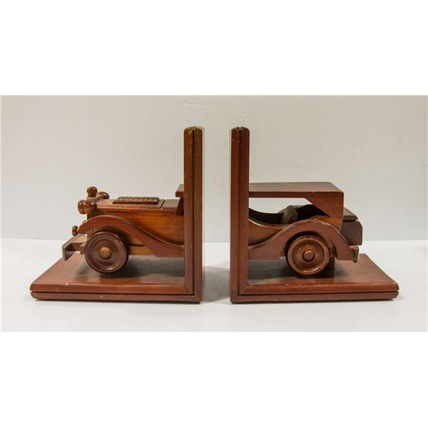 1932 FORD PAIR OF BOOK ENDS