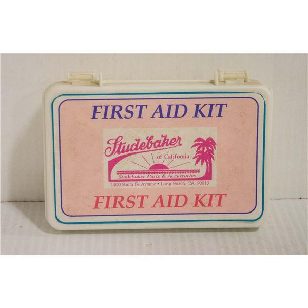 STUDEBAKER FIRST AID KIT