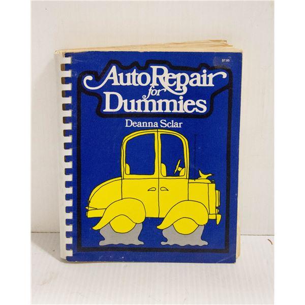 AUTOMOBILE REPAIR FOR DUMMIES 1976