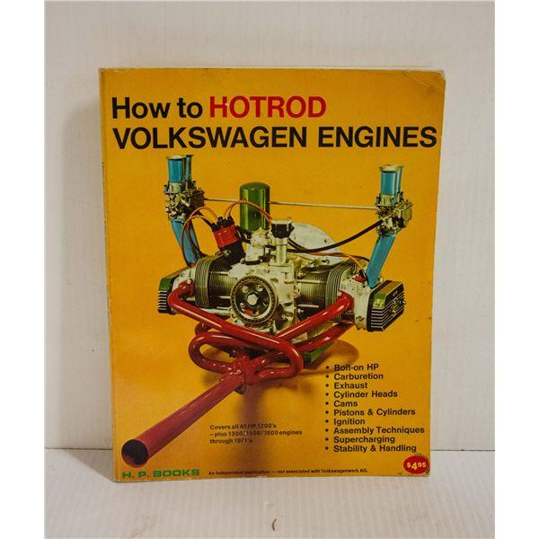 HOW TO HOT ROD VOLKSWAGEN ENGINES