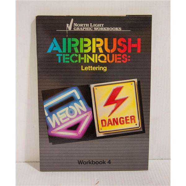 AIR BRUSH TECHNIQUES