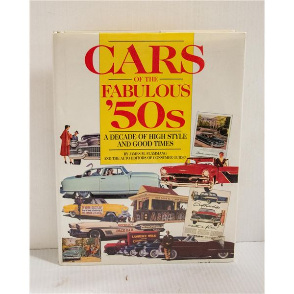 CARS OF THE FABULOUS FIFTIES