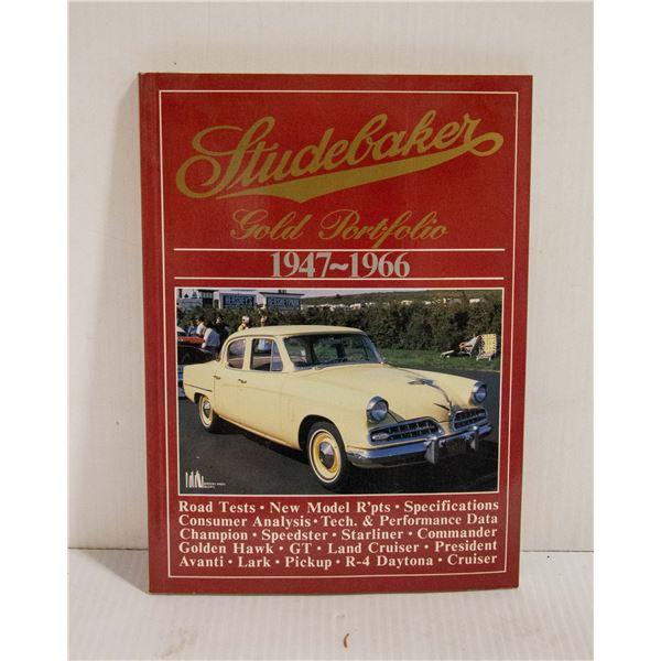 STUDEBAKER 1947-1966 BY R. M. CLARKE