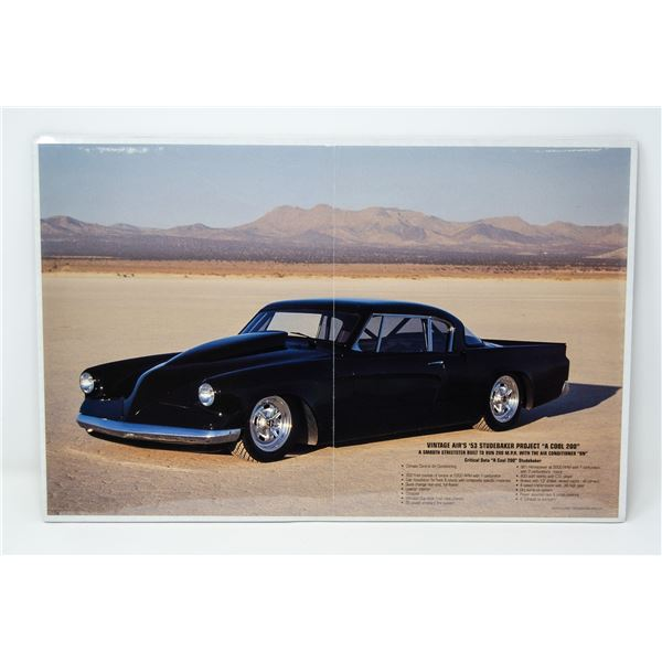 """53 STUDEBAKER """"COOL 200"""" PICTURE"""