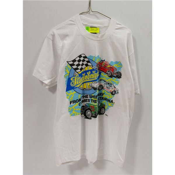 """""""FROM THE SPEEDWAY"""" T-SHIRT LARGE"""