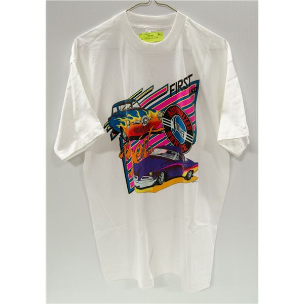 """FIRST AND"""" 50 STUDE T-SHIRT"""