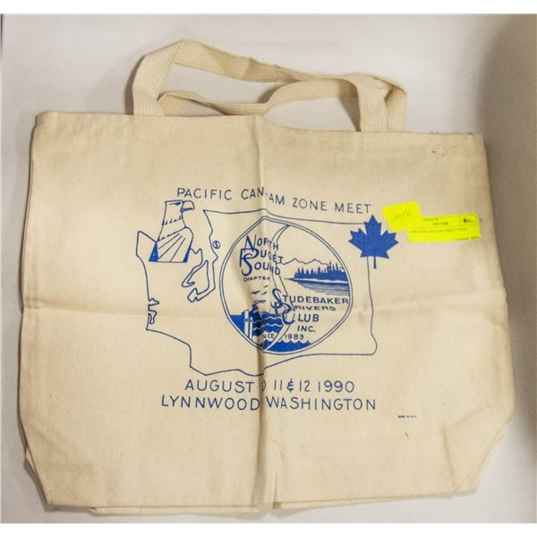 1990 CAN-AM ZONE MEET TOTE