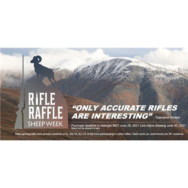 Spring Rifle Raffle