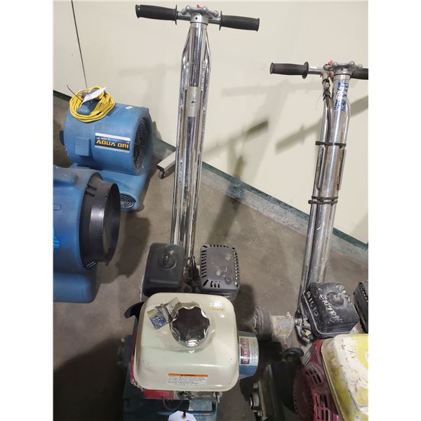 BARTELL SP8 GAS  POWERED CONCRETE/CEMENT SCARIFIER