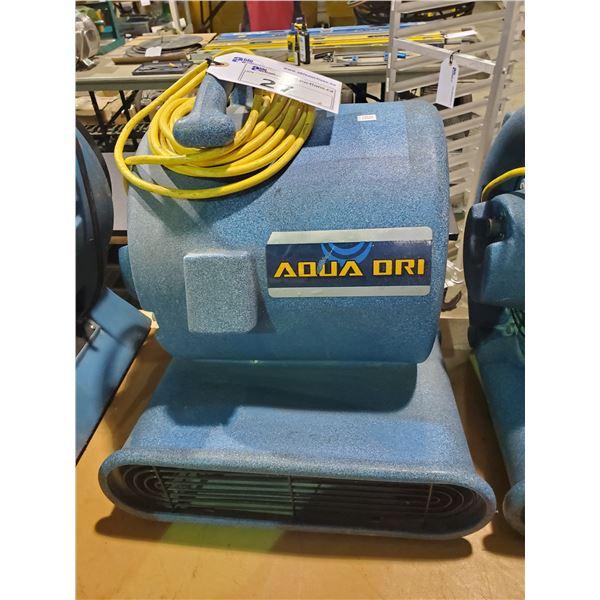 BLUE AQUA DRI RESTORATION AIR CIRCULATION FAN