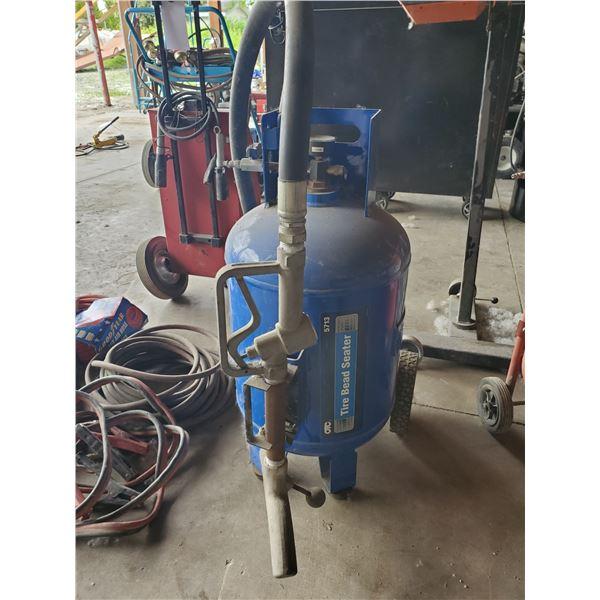 BLUE OTC 5713 MOBILE TIRE BEAD SEALER