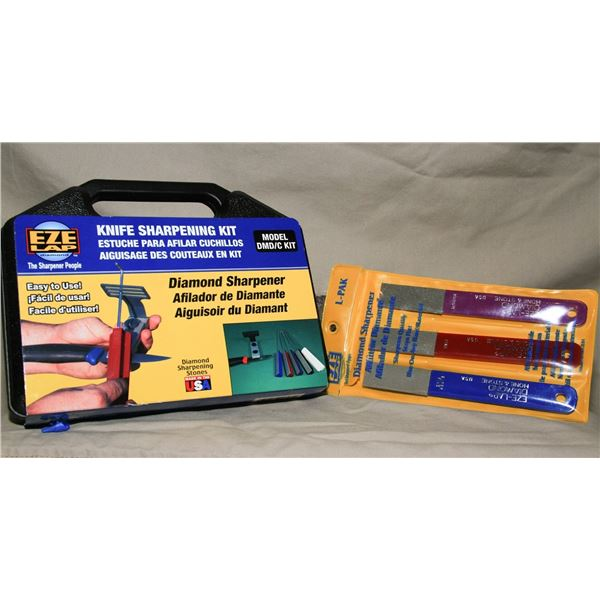 EZELAP Knife Sharpening Kit