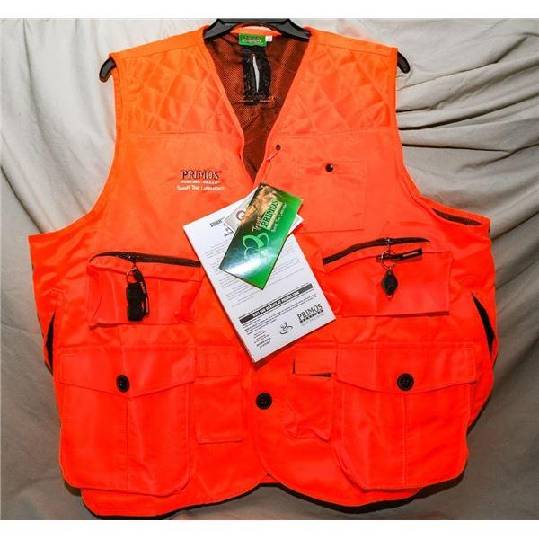 Hunting Vest, XL