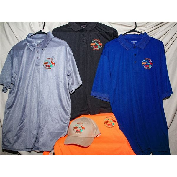SCI Hawaii Chapter Outfitted Set