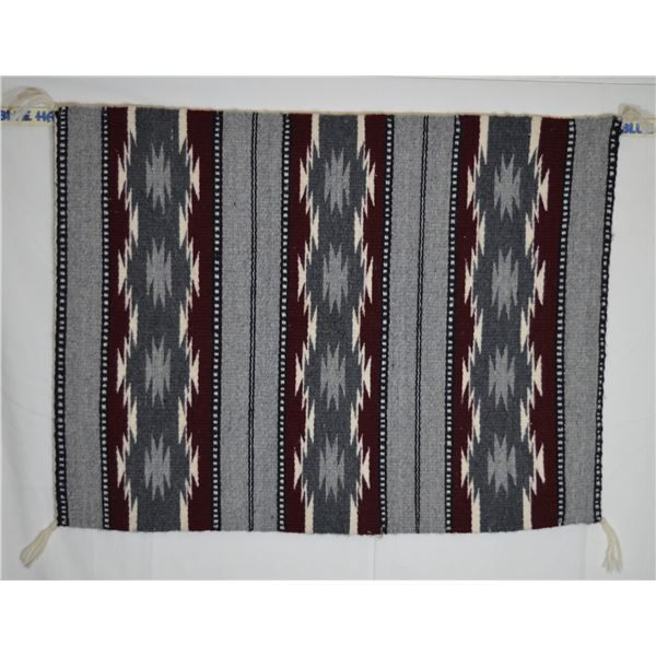 NATIVE AMERICAN NAVAJO TEXTILE BY LOUISE REED