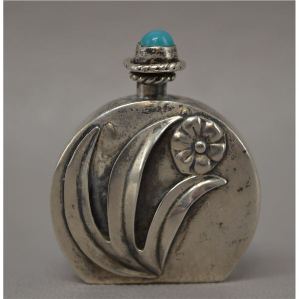 MEXICAN SILVER CONTAINER