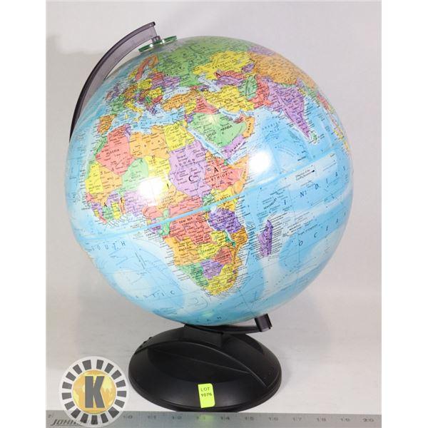 ESTATE EARTH GLOBE