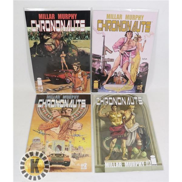 IMAGE COMICS SAVIOR ISSUES #1-6