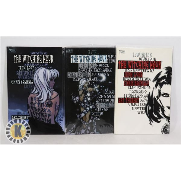 DC COMICS THE WITCHING HOUR BOOK 1-3 OF 3